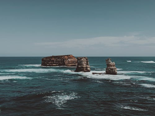 Gratis lagerfoto af bølge, bugt, dybt hav, hav