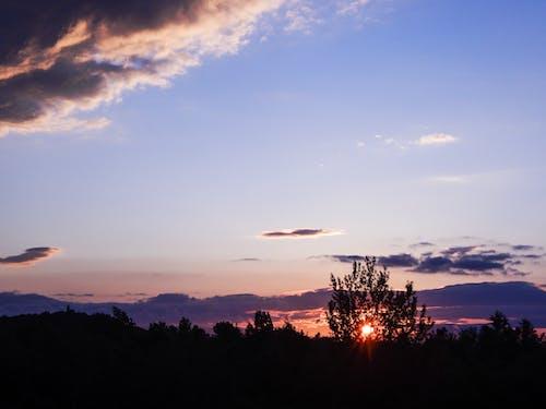 Free stock photo of clouds, sky, slovakia, sun
