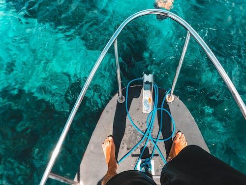 Δωρεάν στοκ φωτογραφιών με fpv, nusa lembongan, pov, βάρκα