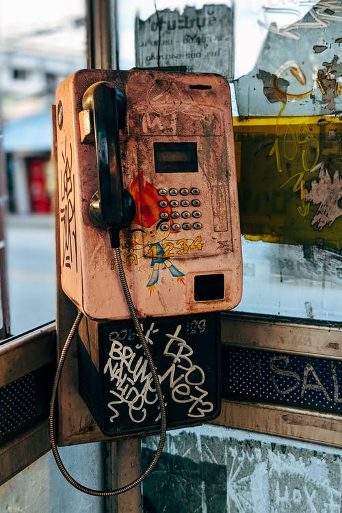 Telephone Booth