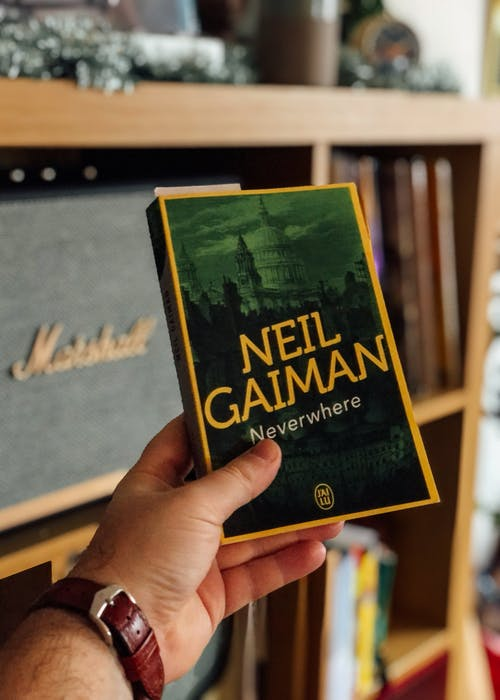 Free stock photo of book cover, marshall, music, reading