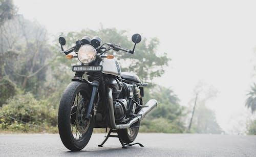 Photos gratuites de monture, moto, route, système de transport