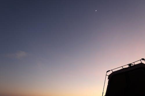 Ingyenes stockfotó alkonyat, ég, éjszakai égbolt témában