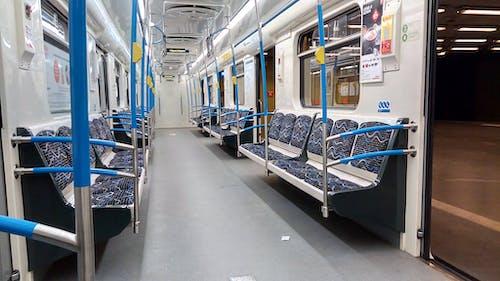 Free stock photo of Budapest, empty, metro, metro station