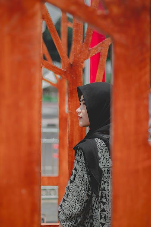 Kostenloses Stock Foto zu asiatische mädchen, asien, hijab, hübsch