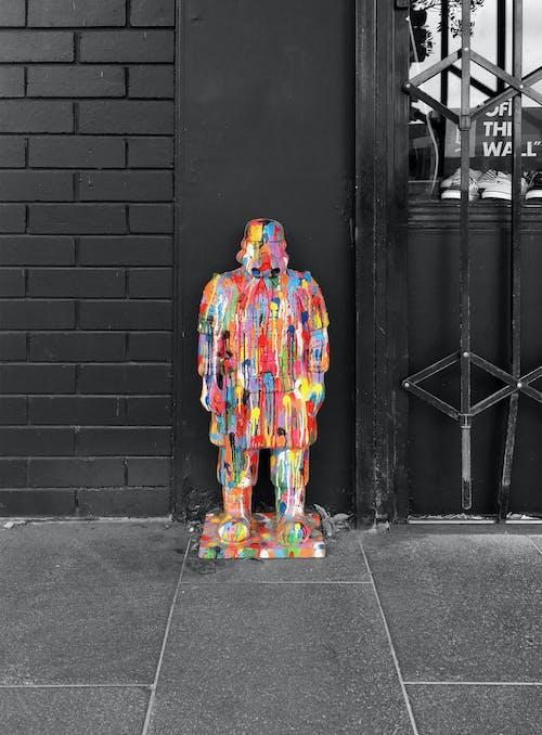 Gratis arkivbilde med akrylmaling, cronulla, gatekunst, graffiti