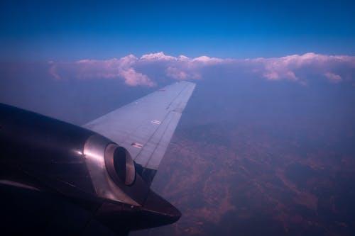 Imagine de stoc gratuită din aeronavă, ariel, aripă, avion
