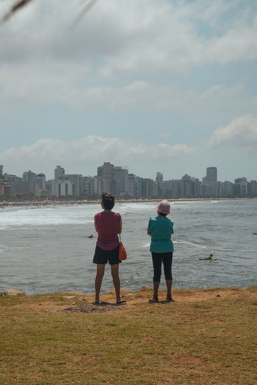 夏天, 夏季, 巴西, 海灘 的 免費圖庫相片