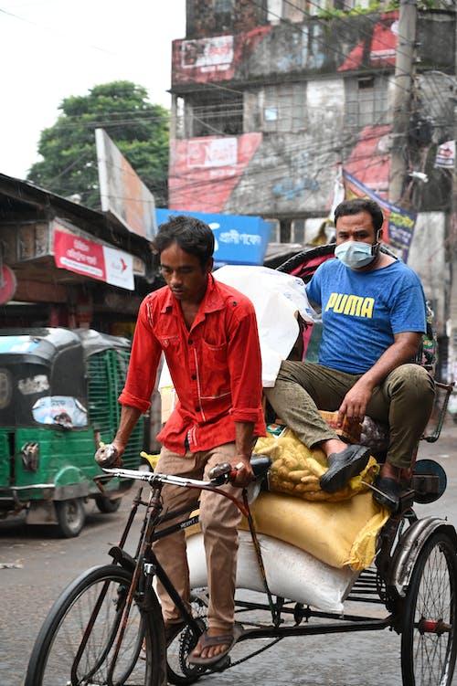 Gratis lagerfoto af by, cykel, cykler, cyklist