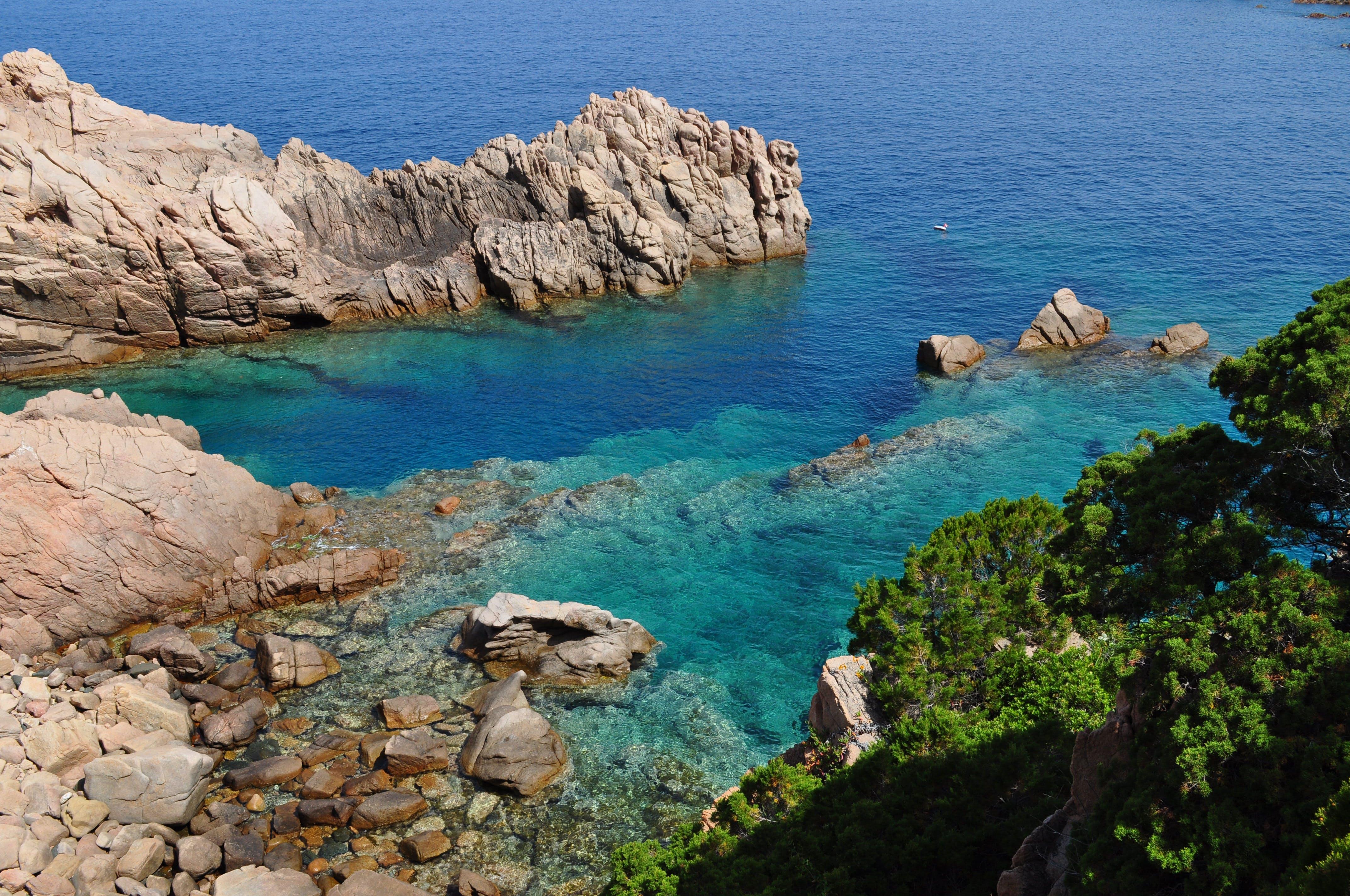 Free stock photo of beach, italy, sardinia, sea