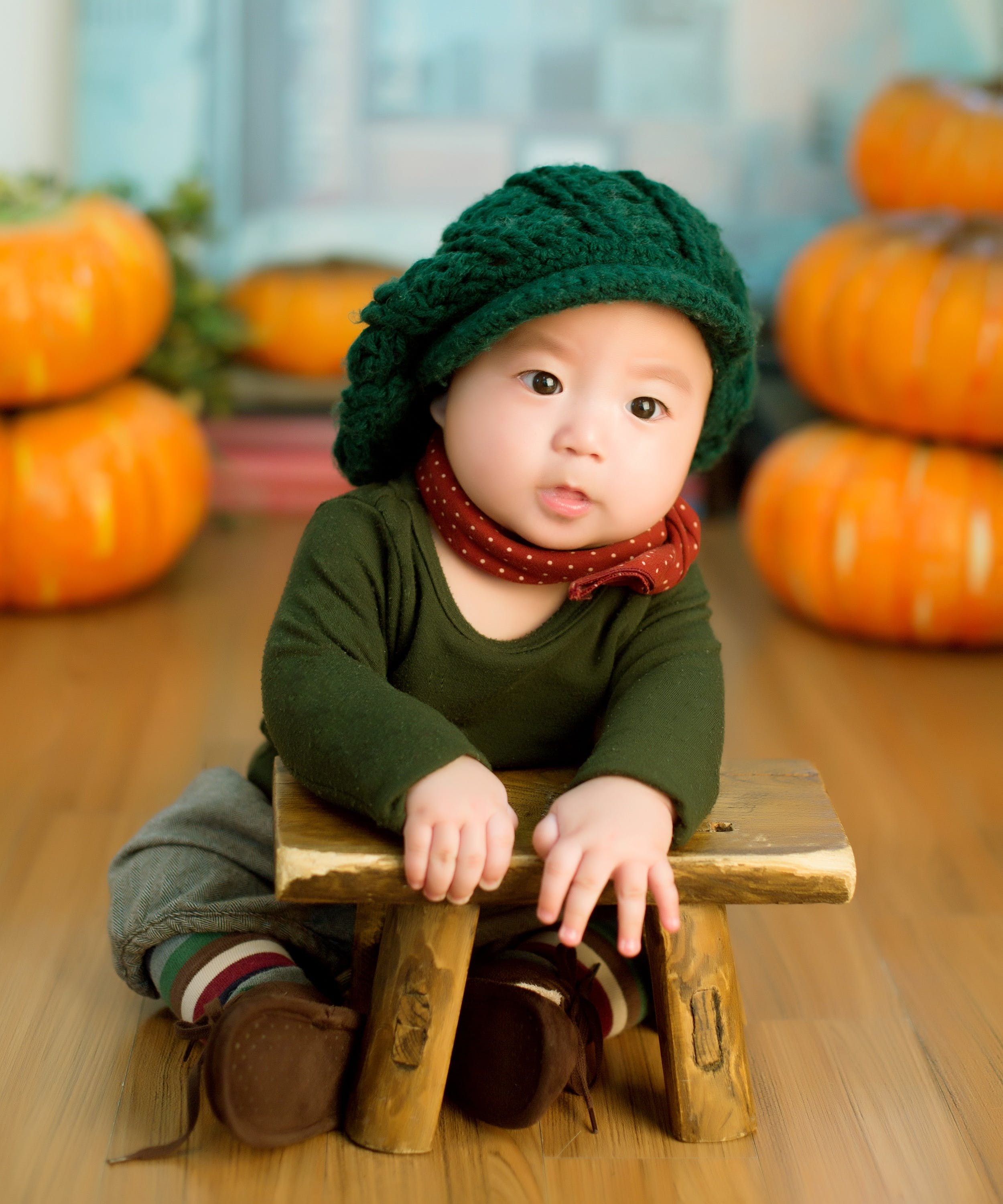Free stock photo of adorable, Asian, baby, baby model