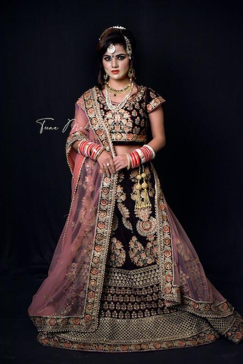 Free stock photo of bridal, designer dress, dress