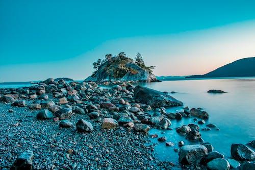 Fotos de stock gratuitas de agua, aguas azules, al aire libre, amanecer