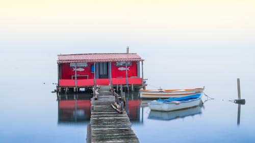 Ảnh lưu trữ miễn phí về cầu cảng, hồ, thuyền