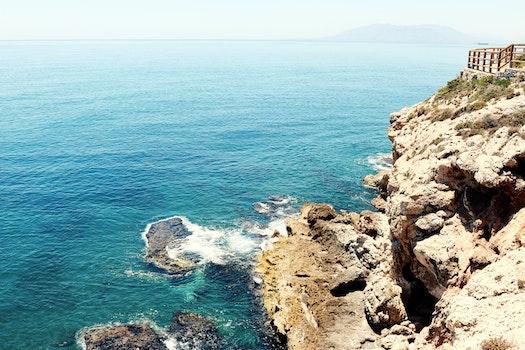 Free stock photo of sea, nature, ocean, rocks
