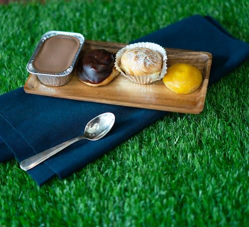 下午茶, 低碳水化合物, 低碳水化合物蛋糕, 健康的糖果 的 免費圖庫相片