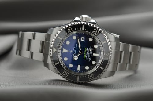 Kostnadsfri bild av armbandsur, chrome, fokus, klocka