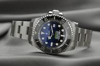 wristwatch, metal, technology
