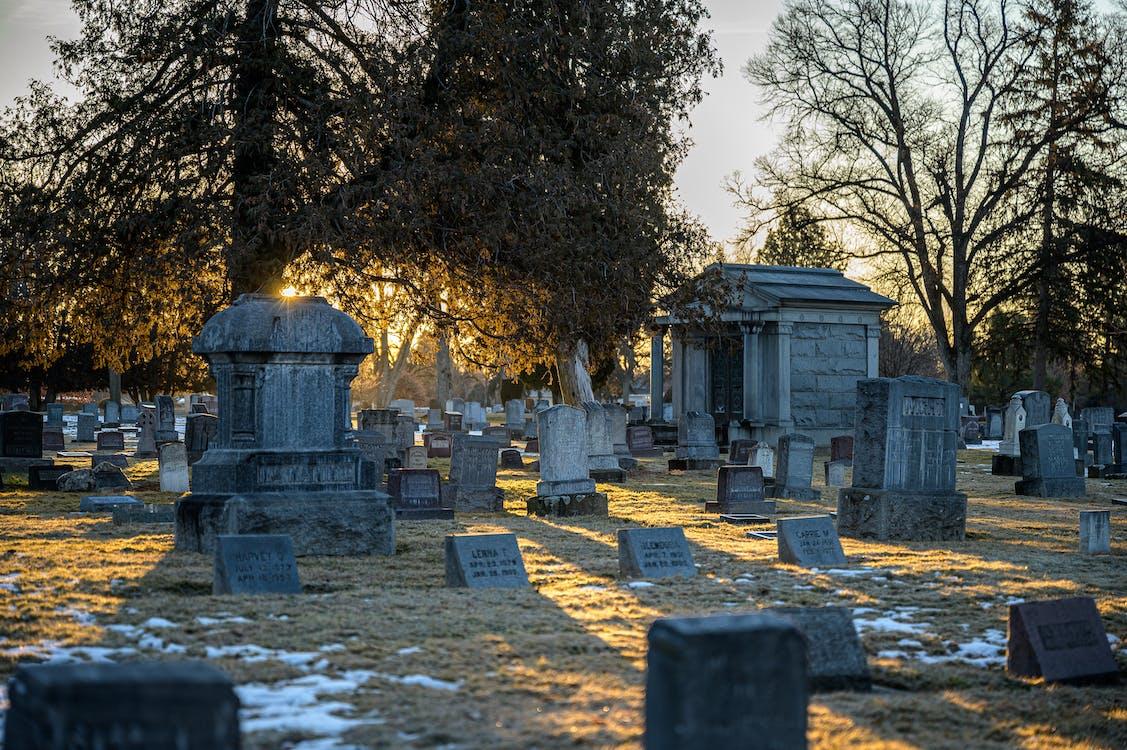 Foto Del Cementerio