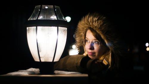 Photos gratuites de beauté dans la nature, éclairer, hiver, lumières de la ville