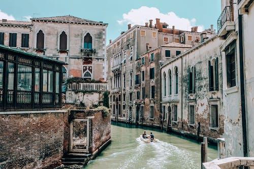 Δωρεάν στοκ φωτογραφιών με grand canal, Άνθρωποι, αρχαίος