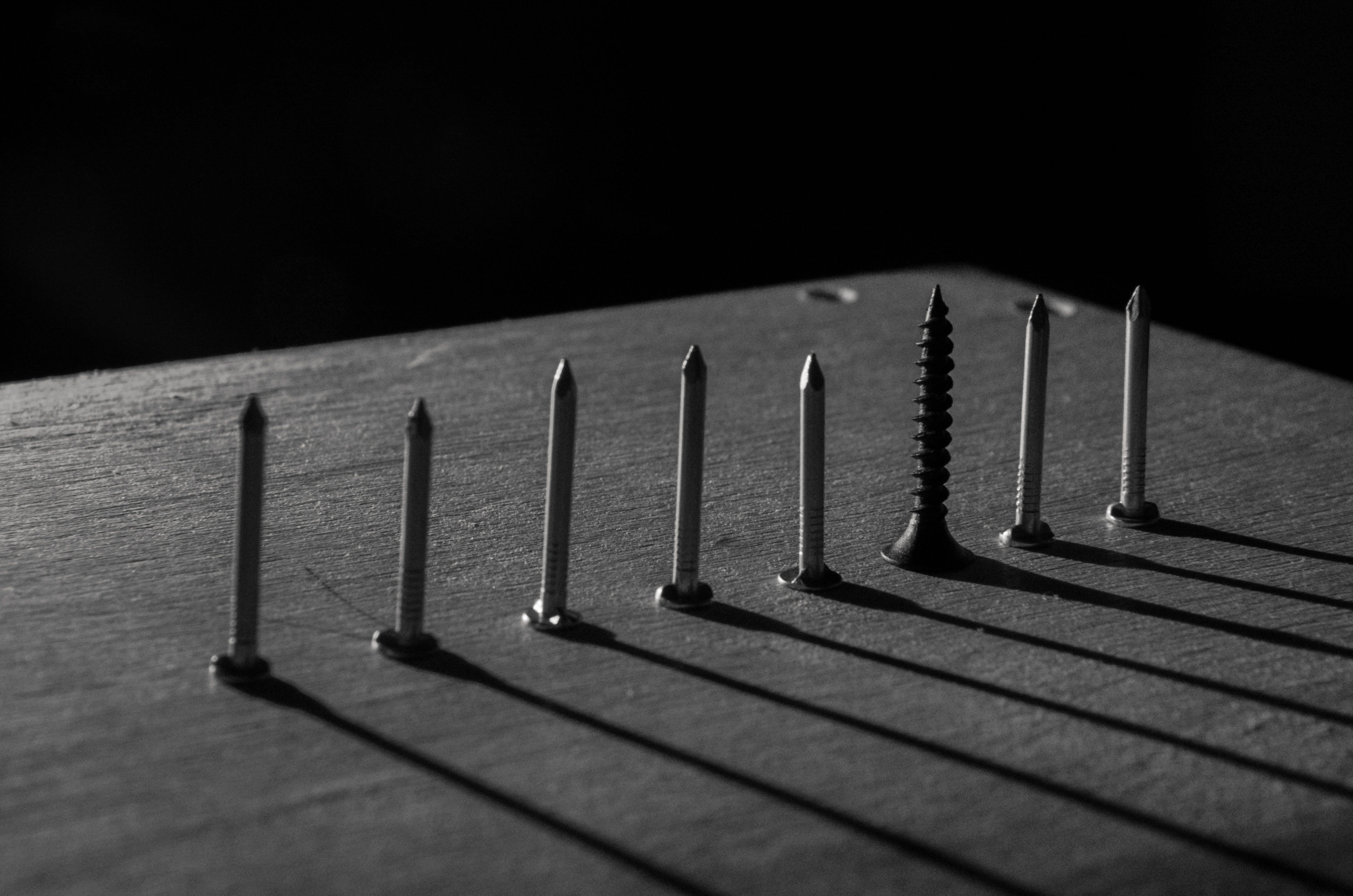Gray Nails Files