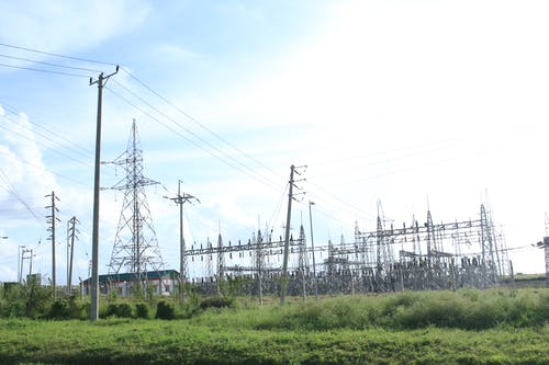 Free stock photo of electricity, electricity production, electrification, power line