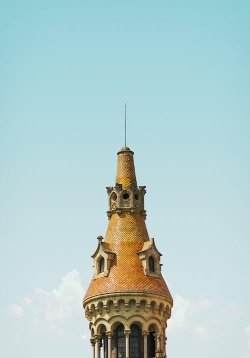 Foto profissional grátis de alto, arcadas, Arches, arcos