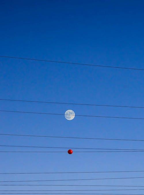 고전압, 공, 높은, 달의 무료 스톡 사진