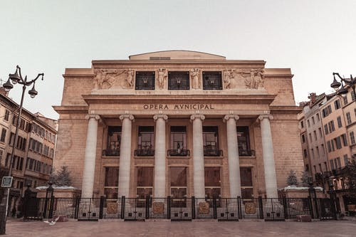 アート, オペラハウス, シティ, ビンテージの無料の写真素材