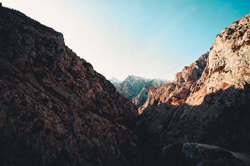 Photo Des Montagnes Rocheuses Pendant La Journée