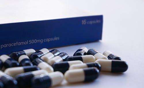 Close-Up Photo Of Pills