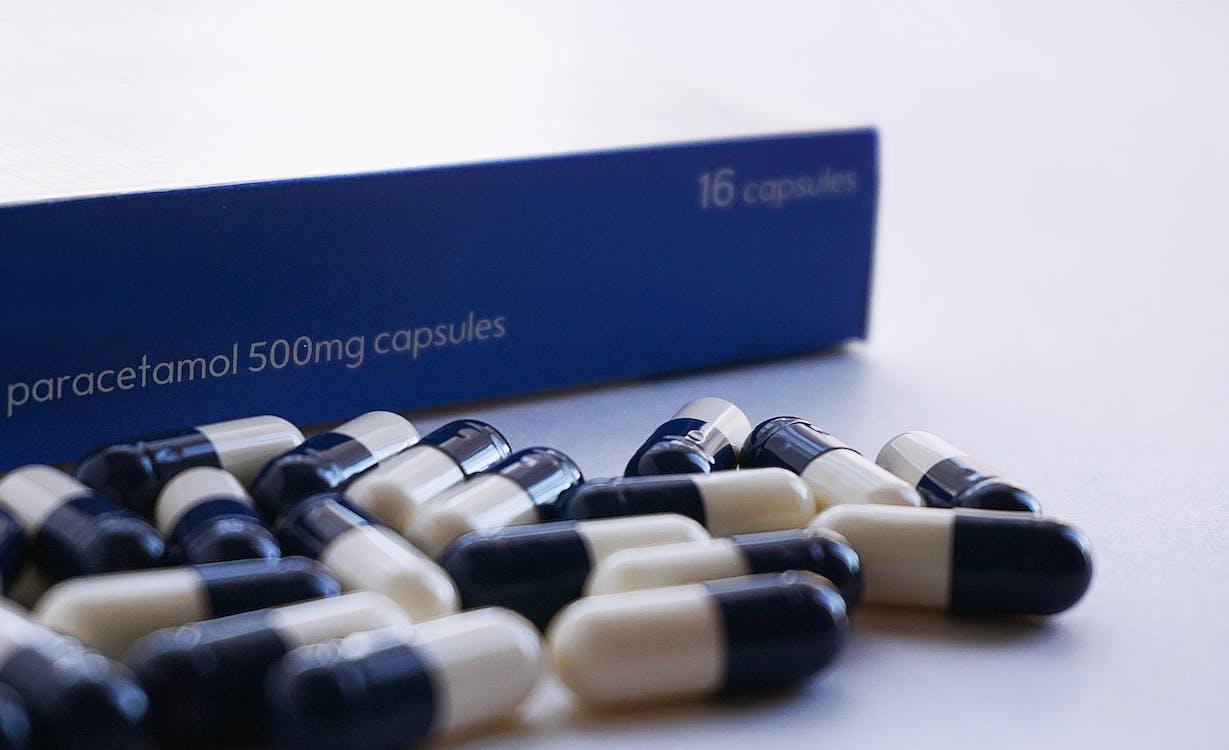 capsule, durere, farmaceutic