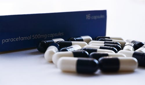 Close-Up Photo Of Pills