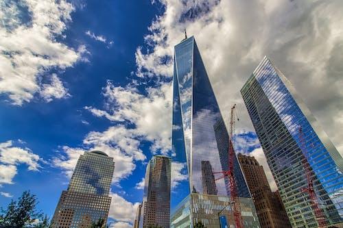 Ilmainen kuvapankkikuva tunnisteilla arkkitehtoninen rakennus, kaupunki, keskusta, new york