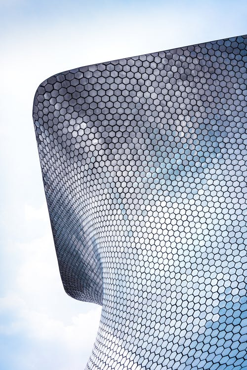 The Museo Soumaya In Mexico City
