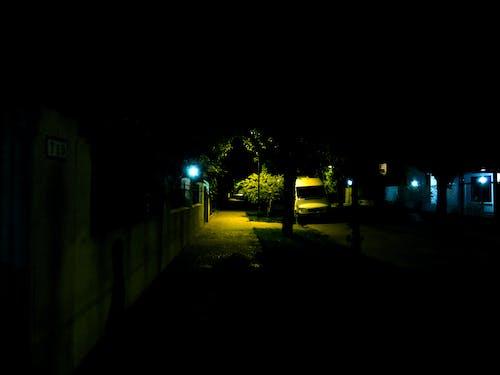 Free stock photo of citylight