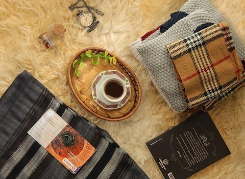 Imagine de stoc gratuită din cafea, cenușiu, eșarfă, lână