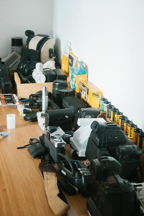 Fotobanka sbezplatnými fotkami na tému clona, digitálny, digitálny fotoaparát