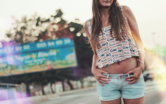 Free stock photo of fashion, person, woman, summer
