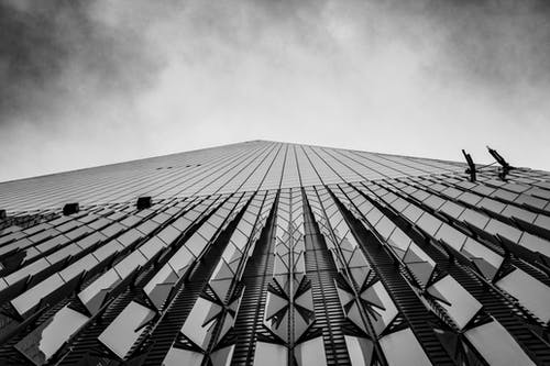 Free stock photo of abstract, architecture design, Brigworkz, clouds