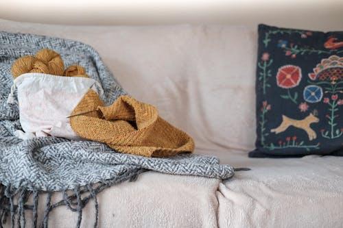 剪刀, 創作, 創作的, 毛毯 的 免費圖庫相片