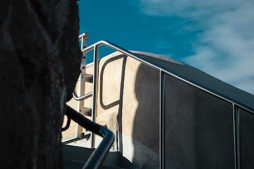 Foto profissional grátis de arquitetura, céu, contemporâneo, design