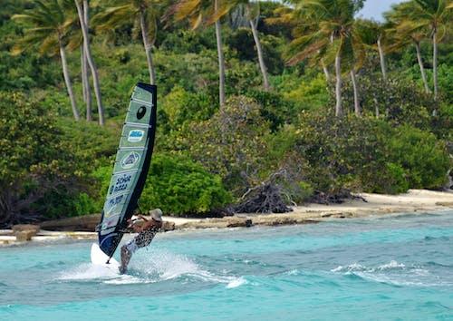 Free stock photo of Bahamas, beach, surf