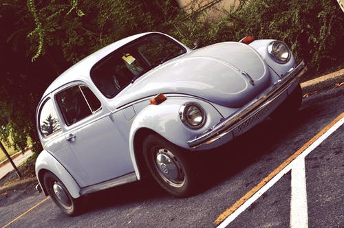Free stock photo of punchbug, vintage, vintage car