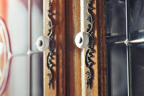 Free stock photo of cabinet, macro, windows