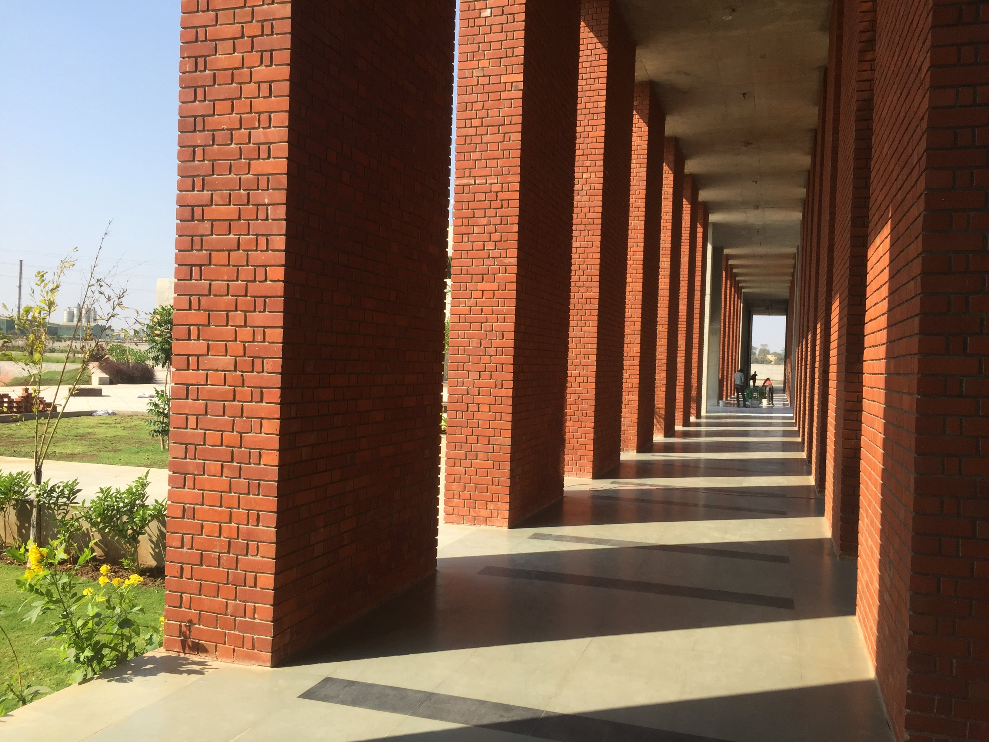 Free stock photo of angle, college, education, footpath