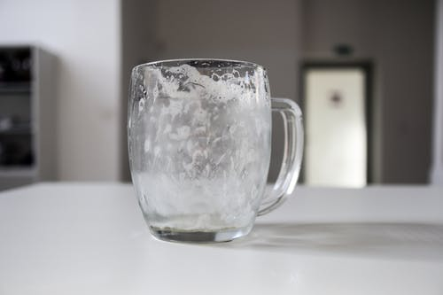 Free stock photo of alcohol, beer, beer glass, empty