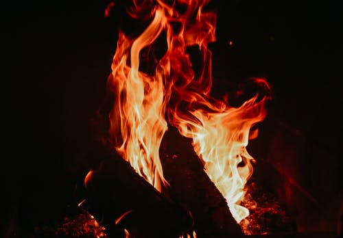 Free stock photo of fire, fire place, flame, flames