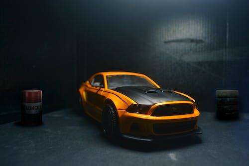 alaşım, araba, ford, garaj içeren Ücretsiz stok fotoğraf
